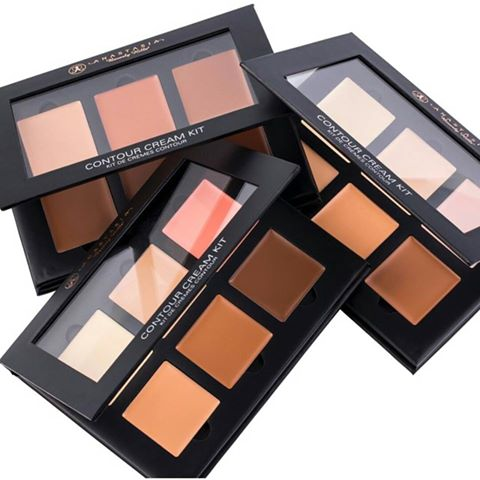 New Releases Contour Palettes And Kits Face To Curls